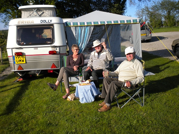 Dolly at Deanwood Caravan and Campsite